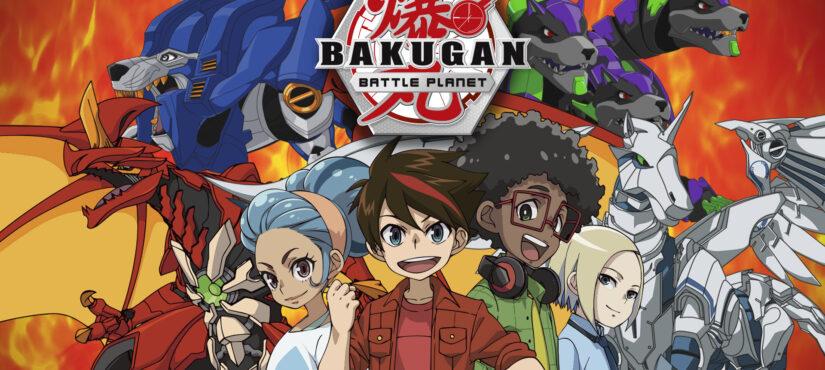 سيُجدد أنمي Bakugan: Battle Planet إلى موسم أخر في 2020