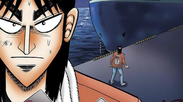 مانغا Kaiji تعود بطبعة جديدة!