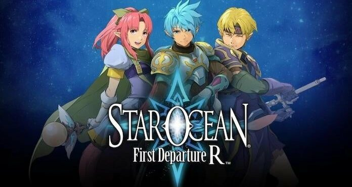 لعبة Star Ocean: First Departure R آتية، وبقوة!
