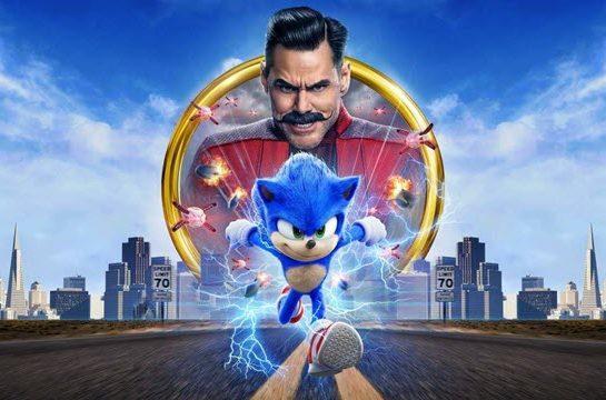 بالرغم من فيروس كورونا .. فيلم Sonic the Hedgehog يتفوق بالسينمات الأمريكية!
