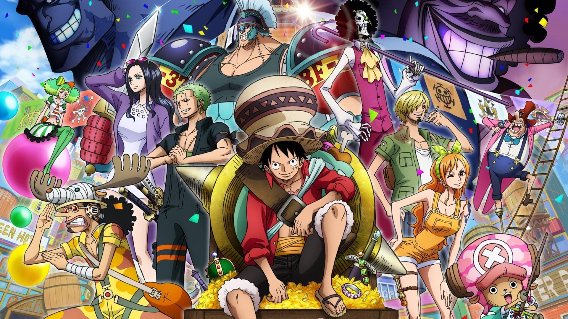فيلم One Piece Stampede تتخطى إيراداته الـ 10 مليار ين على المستوى العالمي شبكة أنمي ماستر أخبار الأنمي مراجعات ومقالات