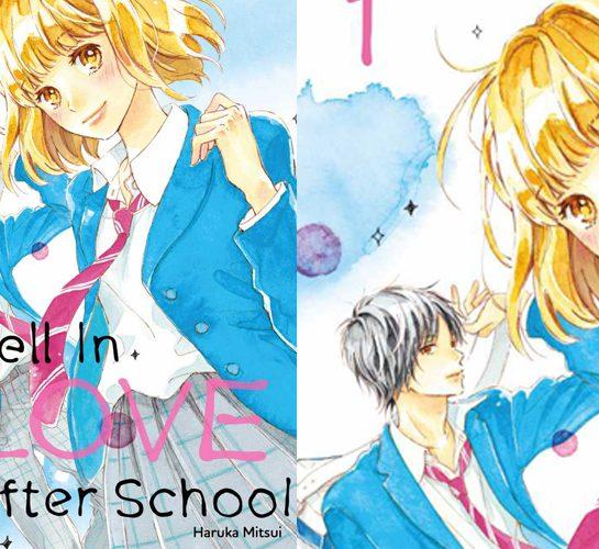 مانجا I Fell in Love After School تنتهي في الصيف القادم