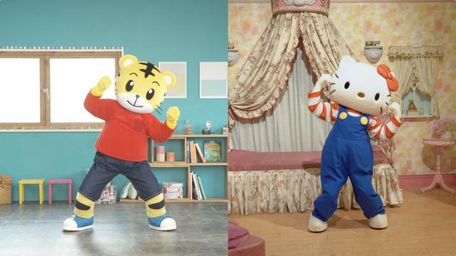 الشهيرة Hello Kitty تُسعد الأطفال في العزل المنزلي على طريقتها الخاصة!