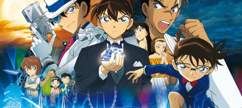 فيلم Detective Conan الـ 23 يحصل على نسب مشاهدة منزلية جيدة باليابان