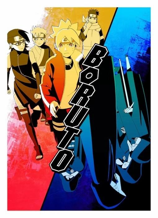 أنمي Boruto يدخل في أركه الجديد تحت عنوان Kara Shidō-hen .. وإليكم التفاصيل!