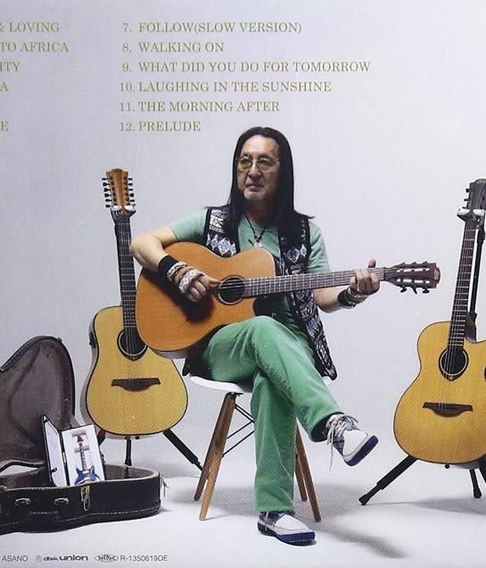 عازف الجيتار المخضرم Takami Asano يفارقنا عن عمل يناهز 68 عامًا..