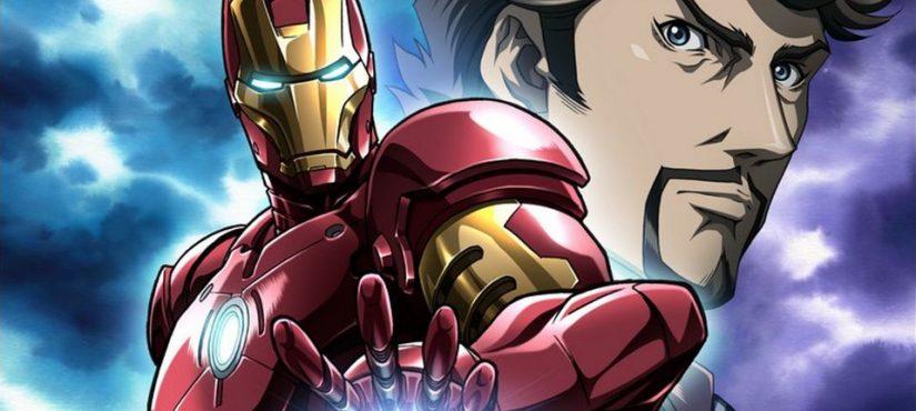 إذا لم تسمع عن أنمي Iron Man، فقد فاتك الكثير يا صديقي!