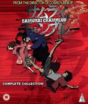 الأنمي الكلاسيكي Samurai Champloo يعود في أقراص بلوراي بغلاف حديدي قريبًا!
