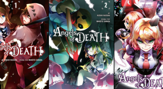 مانجا Angels of Death تنتهي مع المجلد الـ 12، وإليكم التفاصيل