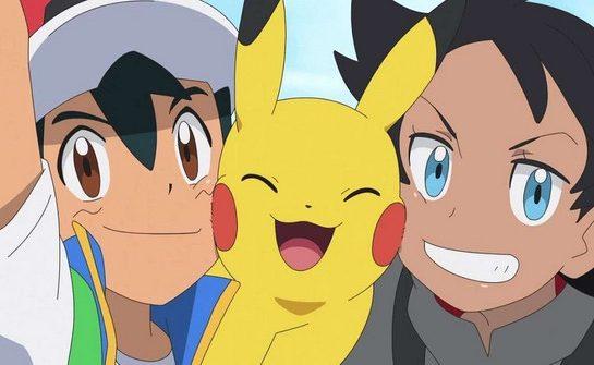 أول حلقة في Pokémon Journeys أخيرًا على يوتيوب!