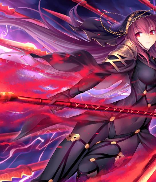 سلسلة Fate/Grand Order تحصل على مانجا متمحورة حول شخصية Scathach فقط!