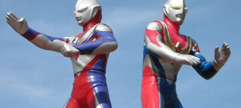 مكتبة حلقات وأفلام Ultraman الكاملة، بحقوق أمريكية الآن!