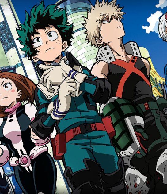 مانجا My Hero Academia تأخذ أسبوع عطلة حتى يقوم الفريق ببعض الترتيبات!