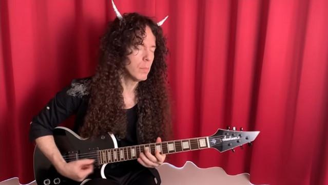 عضو سابق في فرقة Megadeth يُغني شارة بداية Demon Slayer !
