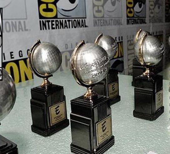 الإعلان عن أعمال المانجا الفائزة بجائزة Eisner الشهيرة!