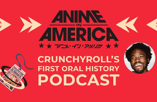 نشر النص الكامل للحلقة الخامسة من بودكاست Anime in America !