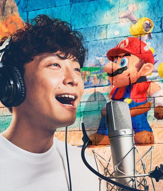 المغني Gen Hoshino يحتفل بعيد ميلاد ماريو في كليب رائع!