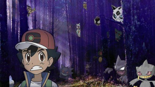 كرانشيرول تشارك معنا قائمة بأفضل حلقات Pokémon للهالوين!