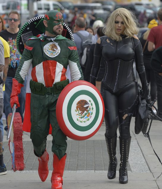 حدث Comic Con 2020 لوس أنجيلوس يُلغى بسبب فيروس كورونا