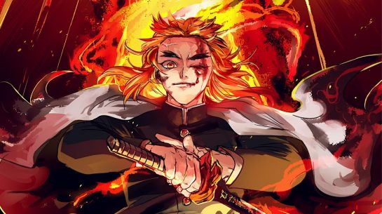 ماذا عن مبيعات فيلم Demon Slayer في اليابان ...؟