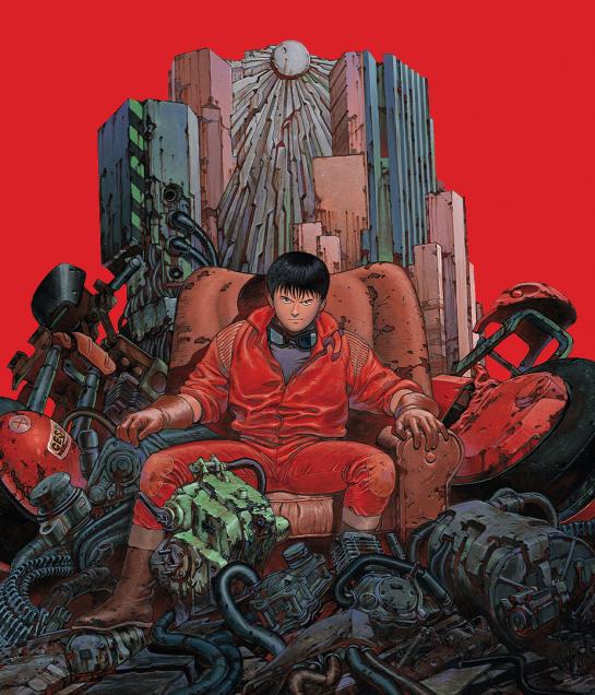 نسخة 4K من Akira تصدر أخيرًا في نوفمبر 2020!