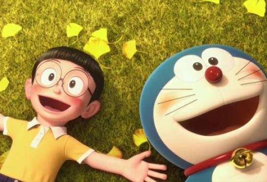ضيفان جديدان بطاقم فيلم Stand By Me Doraemon 2