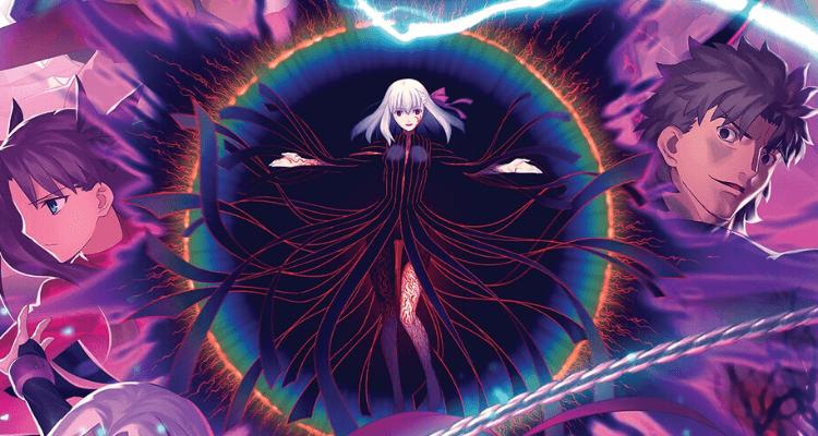 الفيلم الثالث لـ Fate/stay night Heaven's Feel يدخل قائمة توب 10 في أمريكا