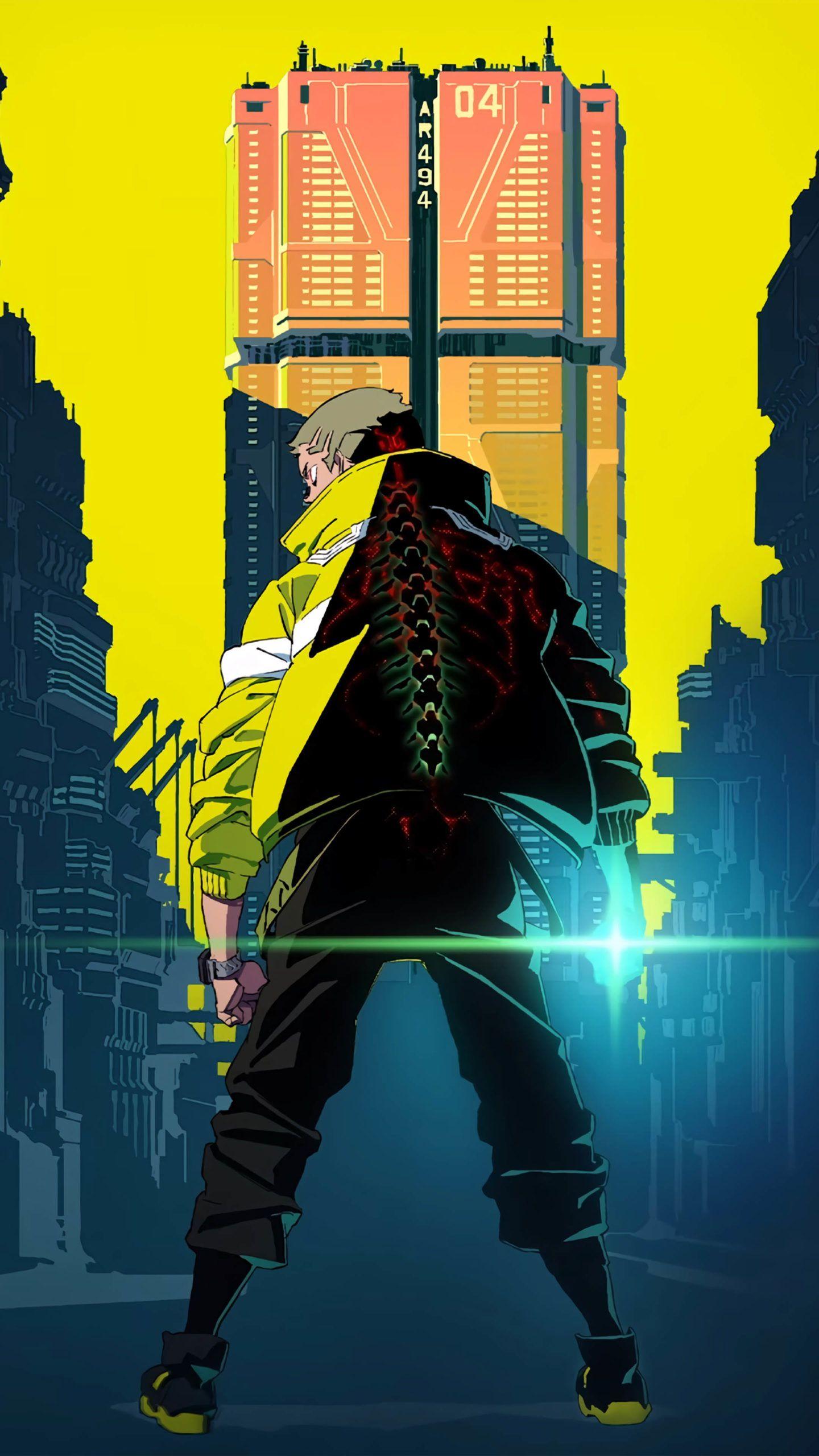 أجل لعبة Cyberpunk 2077 جيدة، لكن لا تنس الأنمي!