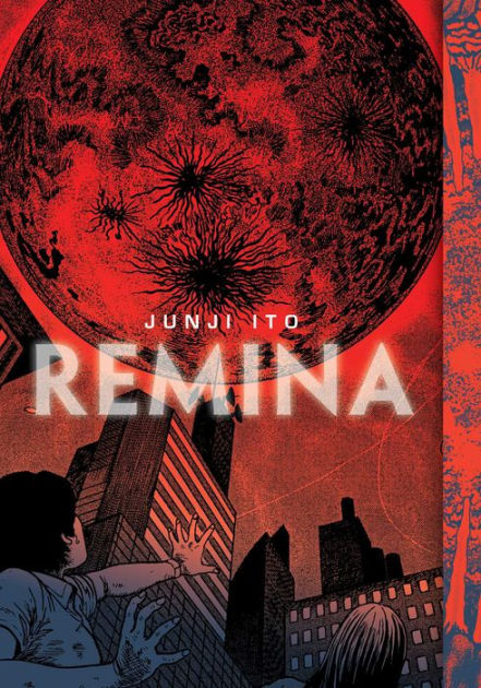 آخر أعمال جونجي إتو المترجمة للإنجليزية: تعرف على Remina !