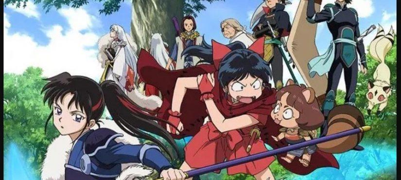 تفاصيل جديدة حول شارة بداية باقي أنمي Yashahime: Princess Half-Demon !