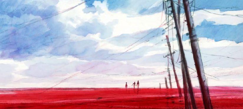 فيلم Evangelion الأخير يحصل على عروض في سينما (آي ماكس)!
