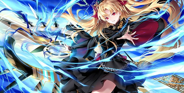استعراض قصير لفيلم Fate/Grand Order الجديد قبل عرضه!
