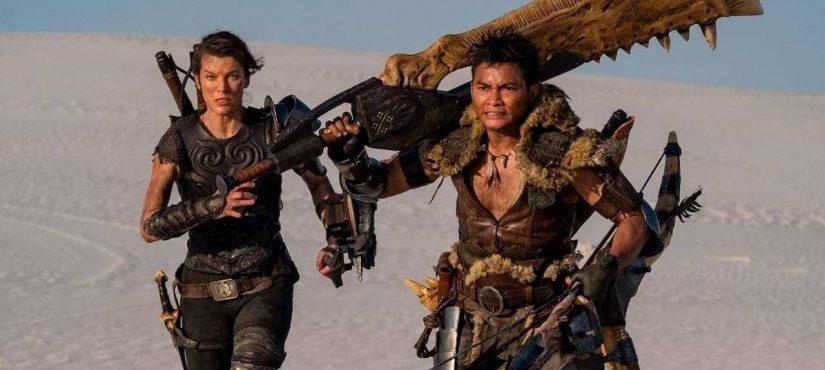 الفيلم الحيّ Monster Hunter - بعد فضيحة الصين - يحقق مبيعات (غير مرضية) في الولايات المتحدة