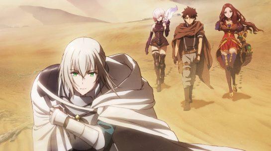 الفيلم الثاني في سلسلة Fate/Grand Order تم تحديد ميعاد عرضه أخيرًا!