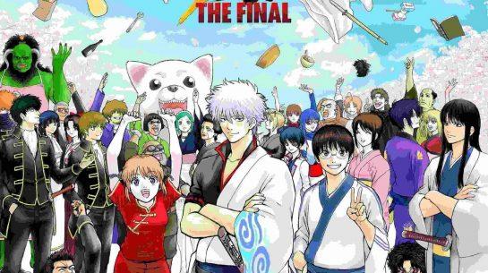 فيلم Gintama The Final يحقق نجاحات عملاقة!