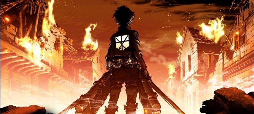 الإعلان عن عدد حلقات الموسم الأخير من أنمي Attack on Titan !