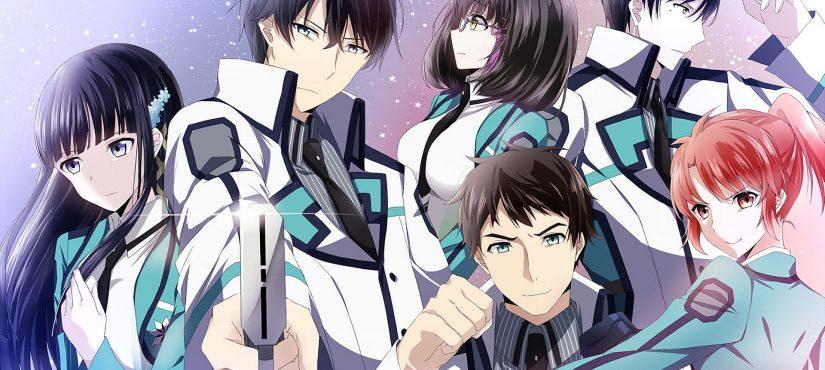 سلسلة Mahouka Koukou no Rettousei تحقق مبيعات مرعبة وتكسر الرقم القياسي!