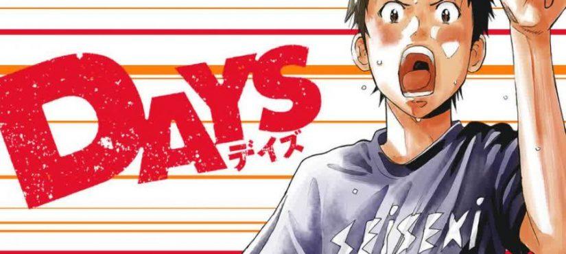 مانجا DAYS الكروية تنتهي قريبًا للأسف!!