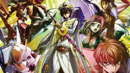 بلوراي Code Geass: Lelouch of the Re;surrection قادم أخيرًا!