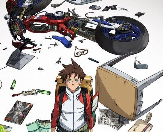 إليكم ميعاد آخر فيلم في ثلاثية Kōkyōshihen Eureka Seven Hi-Evolution !