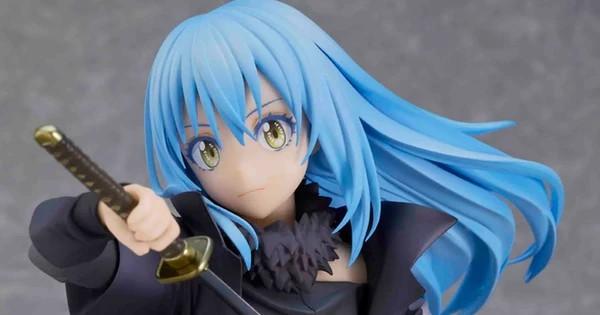 مجسم جديد لأنمي Tensei shitara Slime Datta Ken عليك أن تشتريه!