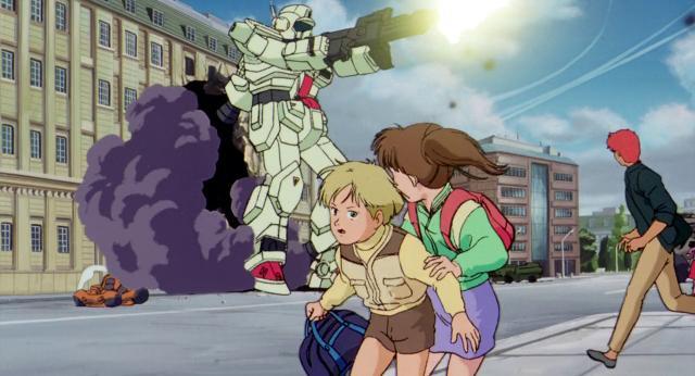 الفيلم السينمائي Gundam F91 قادم إلى البلوراي!
