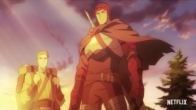 تفاصيل جديدة حول أنمي نيتفليكس القادم: DOTA: Dragon's Blood !