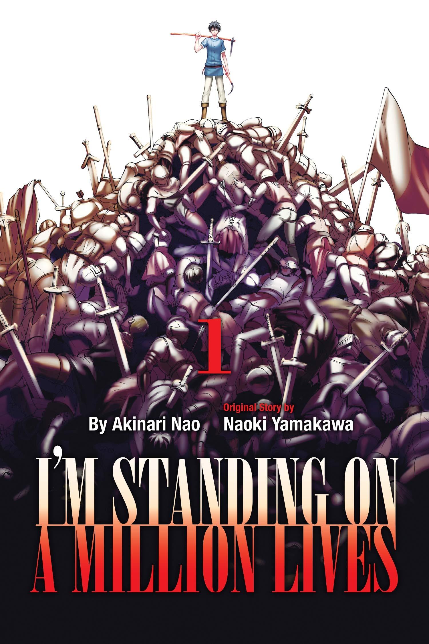 الإعلان عن ميعاد عرض الموسم الثاني من أنمي I'm Standing on a Million Lives !
