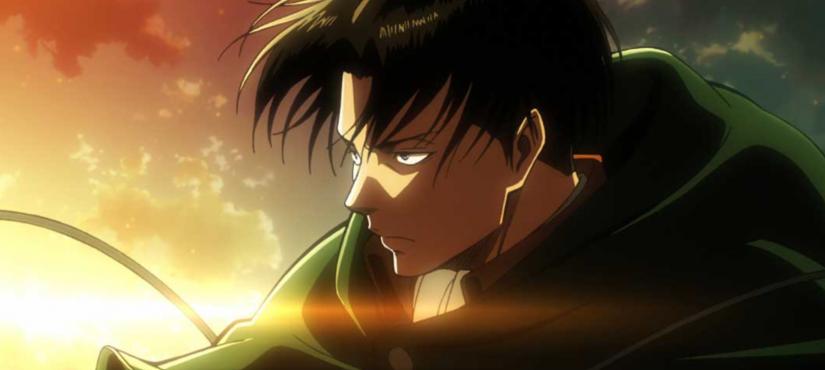 ليفاي يبدو مرعبًا في رسم Shingeki no Kyojin الجديد *حرق*