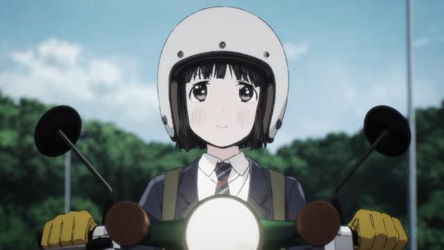 """أنمي الدراجات النارية """"Super Club"""" يتعاون من شرطة اليابان!"""