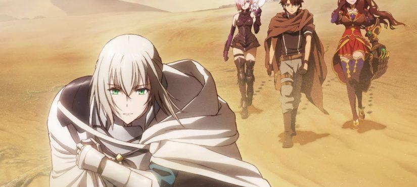 لا تعتقدوا أن فيلم Fate/Grand Order انتهى.. إنه يشق طريقه عالميًّا الآن!