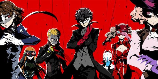 استعدوا لبلوراي أنمي Persona 5 !