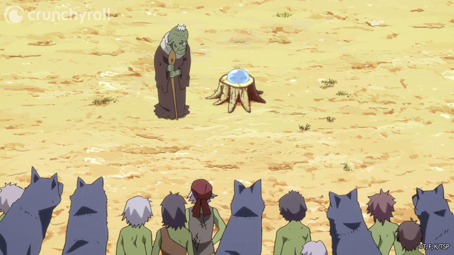 كرانشي رول تحلل: شخصية Rimuru هي الأفضل في أنمي  Tensei shitara Slime Datta Ken !