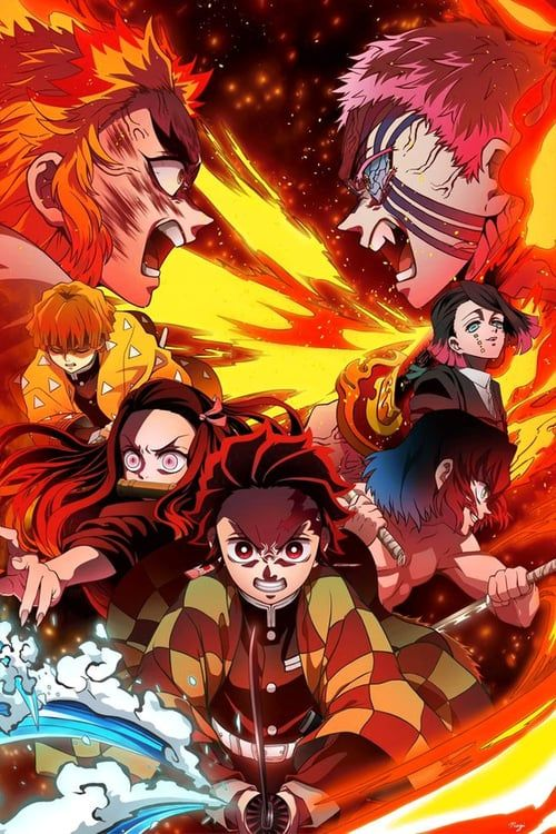 إليكم جديد السينما اليابانية لهذا الأسبوع! (فيلم Demon Slayer مستمر معنا)!